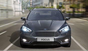 Focus sedan completo