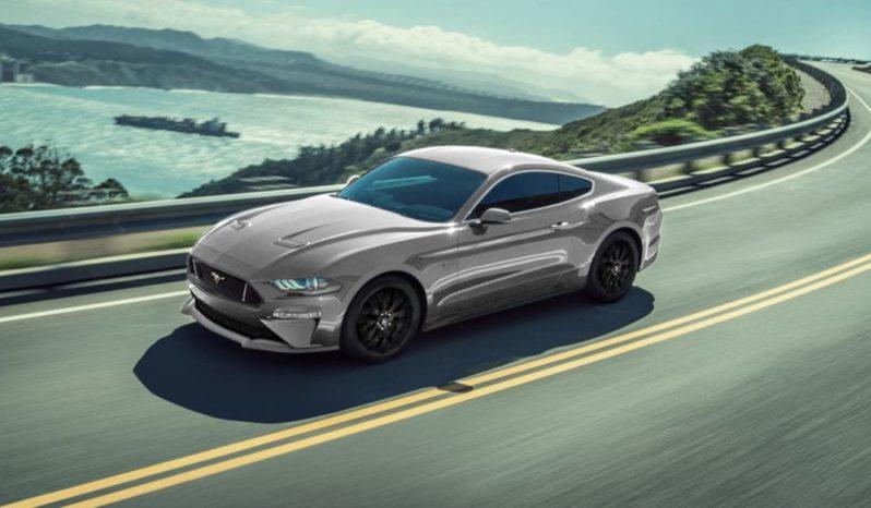Nuevo Mustang GT completo