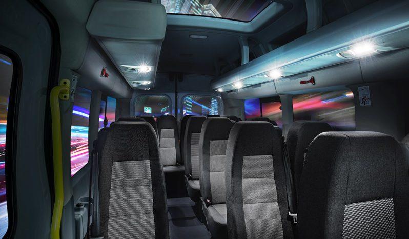 Transit Minibus completo